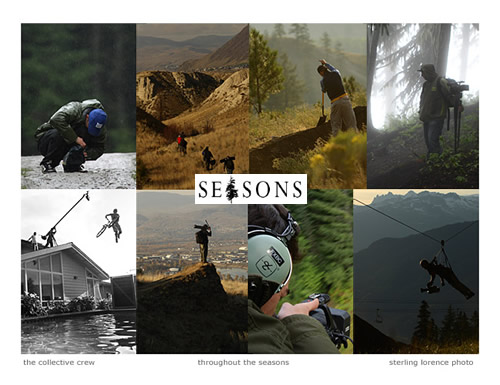 Seasons Trailer - A Mountain Bike Film from The Collective