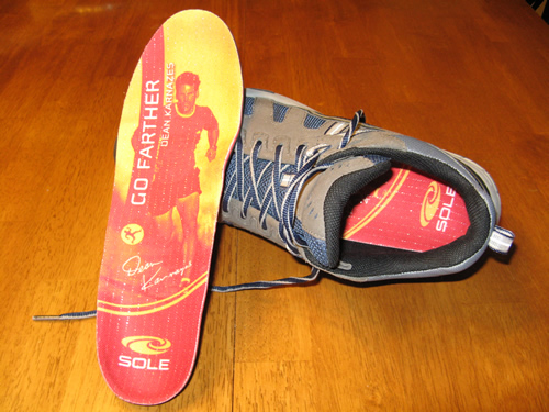 SOLE Dean Karnazes Signature Edition Heat-moldable Footbeds