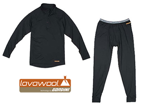 Gordini Lavawool Midweight Base Layers Review
