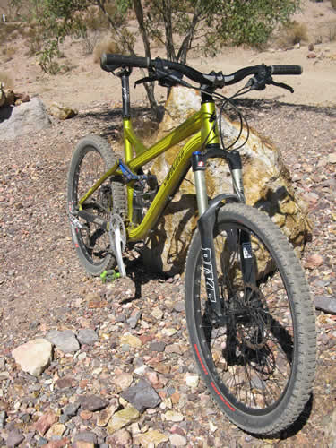 2008 Specialized Pitch Pro Mountain Bike