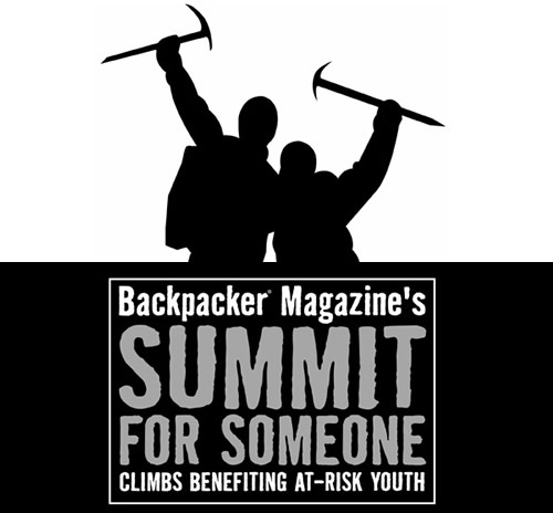 Backpacker Magazine's Summit for Someone