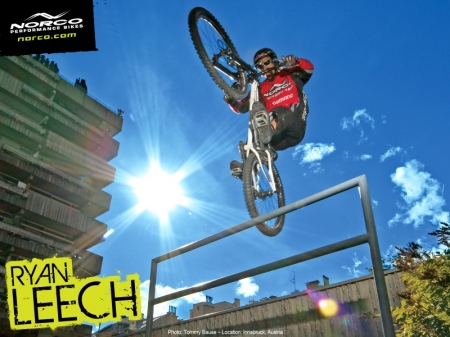 Visit the new RyanLeech.com - The Best Trials Rider in the World!