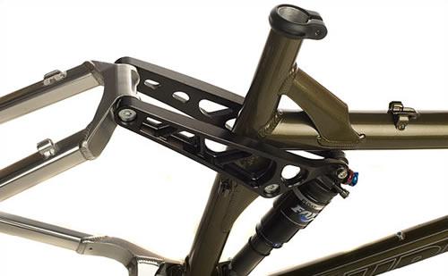 2008 Turner RFX Mountain Bike Frame