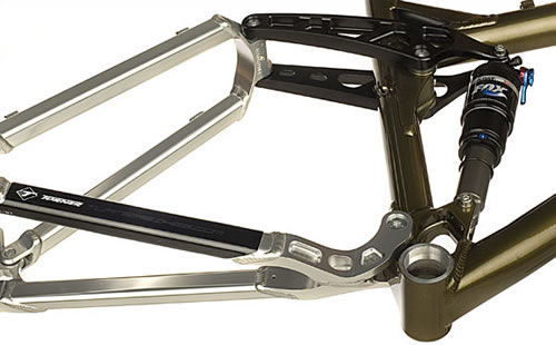 2008 Turner RFX Mountain Bike Frame