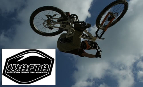 Wasatch Front Freeride and DH Trail Building - WAFTA