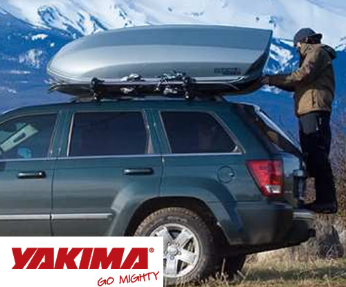 Yakima SkyBox Cargo Boxes - Carry More