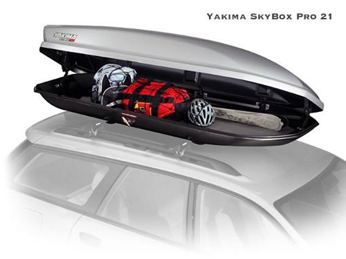 Yakima SkyBox Pro 21 Cargo Box