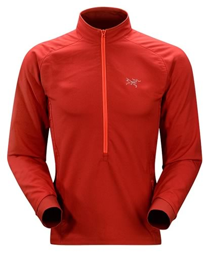 Arc'Teryx Accelero Pullover Jacket Review