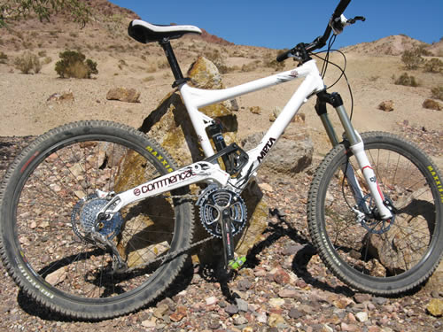 Commencal Meta666 Bike Review - Interbike 2007