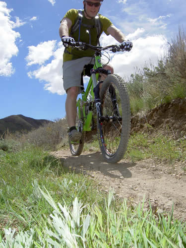 Iron Horse 6Point6 Mountain Bike Review