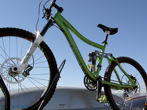 2008 Norco Fluid LT 3 Mountain Bike Review