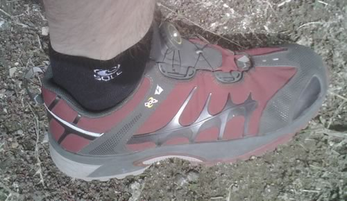 Vasque Aether Tech SS Trail Running Shoe Review