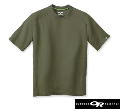 Outdoor Research Sequence Merino Wool Tee Shirt Review