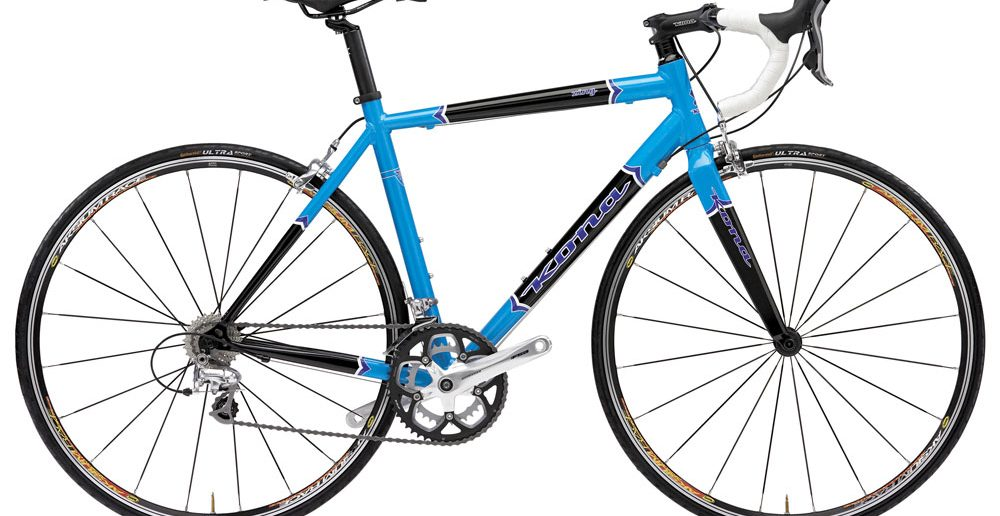 2008 Kona Zing Road Bike Review - FeedTheHabit.com