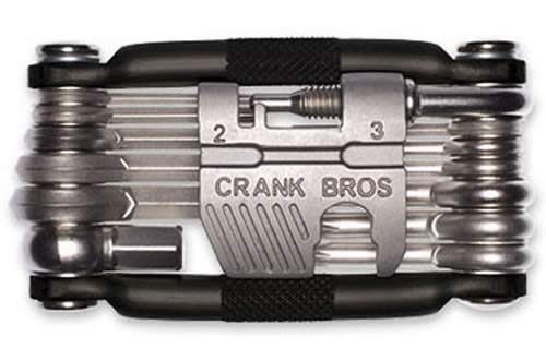 Crank Brothers Multi 19 Tool Review