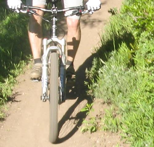 2008 Fox TALAS 36 RC2 Mountain Bike Fork Review