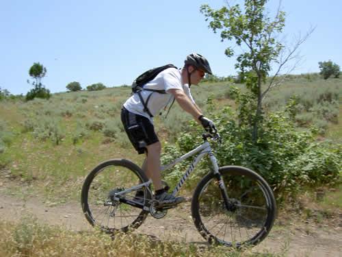 Giro Xen Helmet - Niner RIP 9 Mountain Bike
