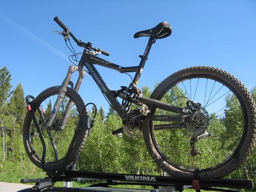 Rocky Mountain Slayer SXC70 SXC 70 Mountain Bike Review
