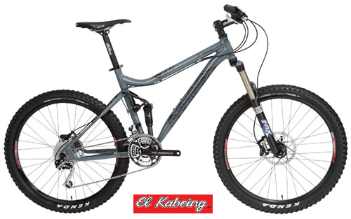 Salsa El Kaboing Mountain Bike
