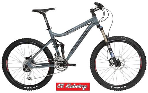 Salsa El Kaboing Mountain Bike