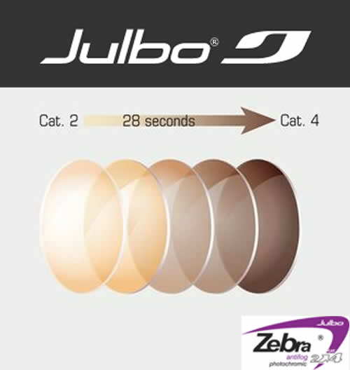 Julbo Zebra Lenses