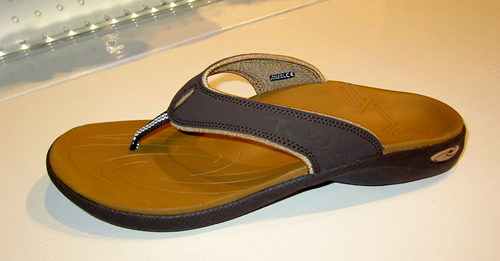 SOLE Platinum Orthotic Sandals