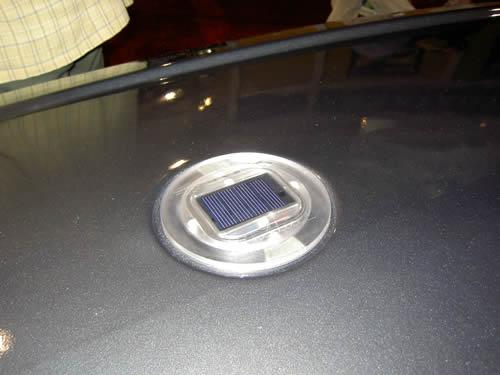 Yakima SkyBox LoPro 15 Solar Panel