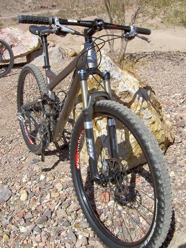 2009 Niner RIP 9 29er Mountain Bike Quick Review