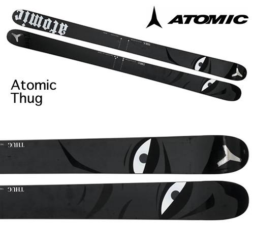 Atomic Thug 2008/2009