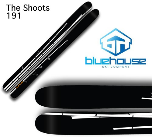 The Shoots from Bluehouse Skis