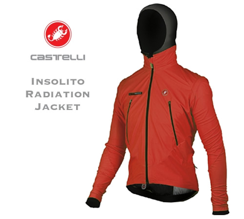 Castelli Insolito Radiation Jacket - 3-season Cycling Jacket