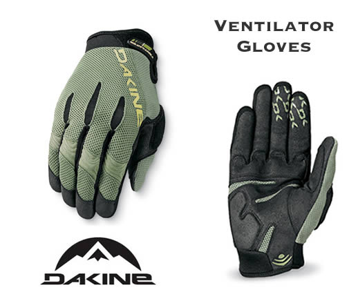 DaKine Ventilator Mountain Bike Gloves Review