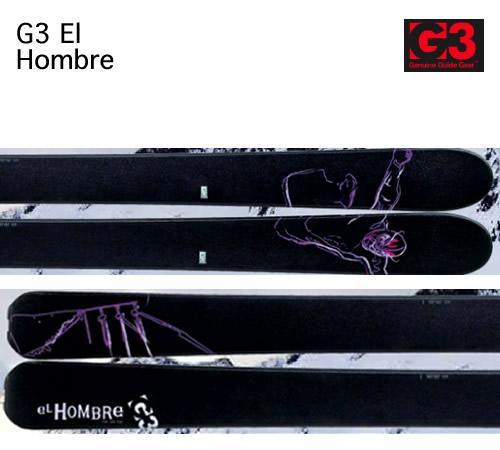 G3 El Hombre 2008/2009