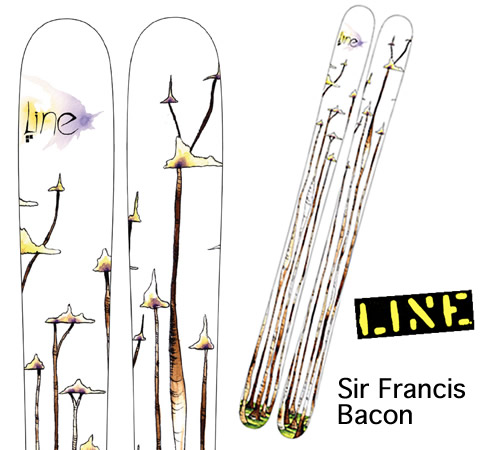Line Skis Sir Francis Bacon