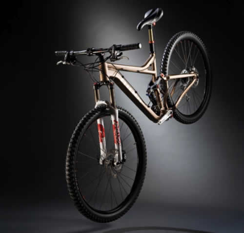 2009 Niner WFO 9 Long-travel 29er