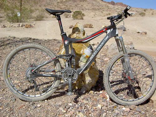2009 Rocky Mountain Altitude Bike Review