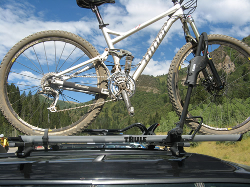 Thule Sidearm Bike Rack Review Feedthehabit Com