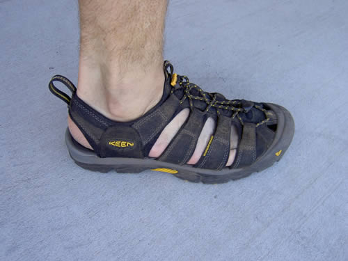 Keen Commuter Bike Sandals Review