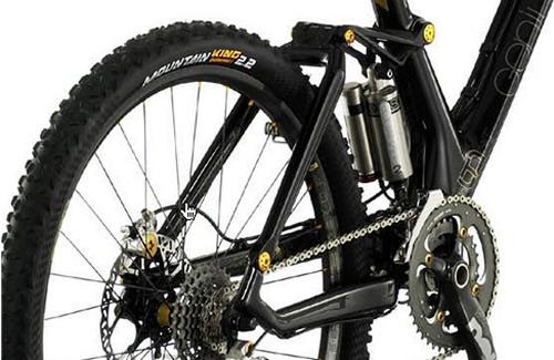 Scott Genius Limited Mountain Bike
