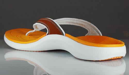 SOLE Platinum Orthotic Sandals - Flip Flops