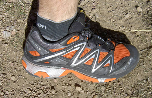Salomon XT Wings Trail Running Shoe Review