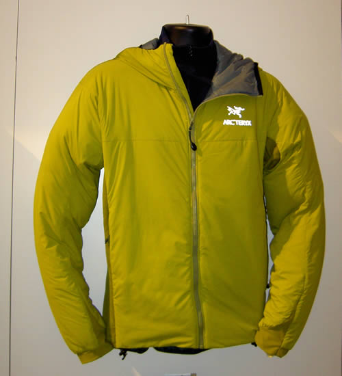 2009 Arc'teryx Atom LT Hoody Jacket