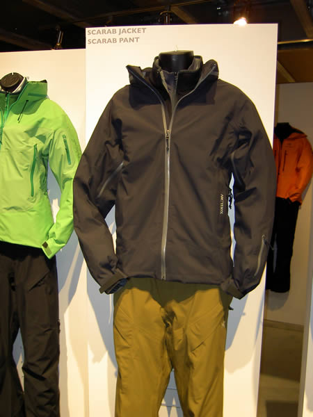2009 Arc'teryx Scarab Ski Jacket and Pants