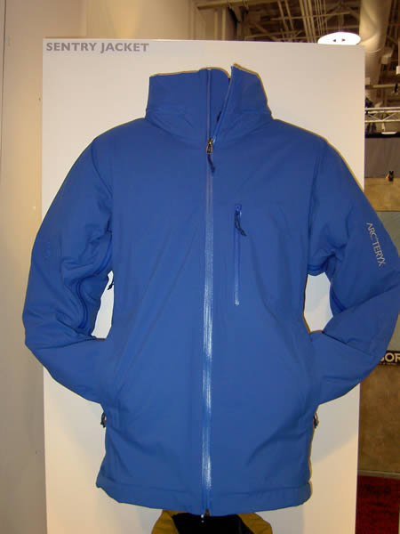 2009 Arc'teryx Sentry Primaloft Insulated Ski Jacket