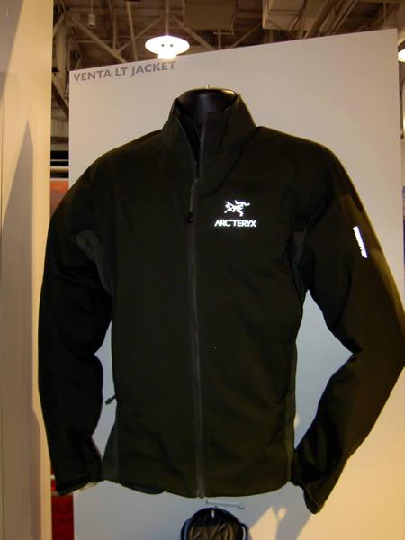 Arc'teryx Venta LT Windstopper Jacket
