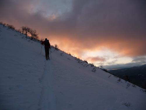 Sunrise Skintracks - Ben Brutsch