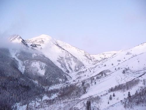 Box Elder Peak - Winter - Jan 29, 209