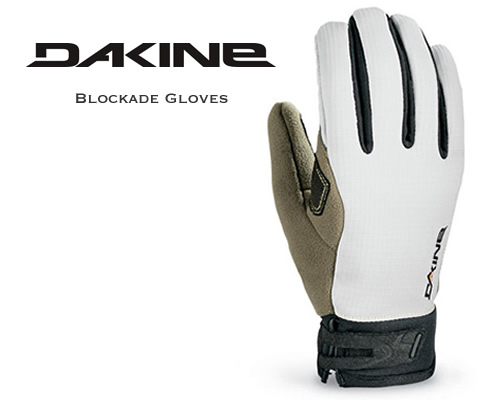 DaKine Blockade Windstopper Gloves Review