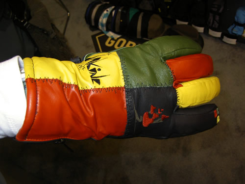 DaKine Maverick Eric Pollard Signature Gloves