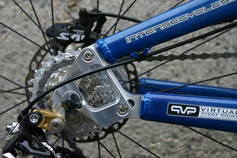 2009 Intense Uzzi VP - 3G Dropout Design
